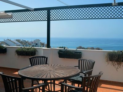 Photo for Penthouse in Estepona with two bedrooms and one bathroom