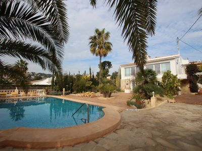 Photo for Annushka - beautiful holiday home in Benissa