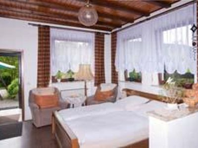 Photo for Double room shower / WC, garden side - Pension Haus Liesertal