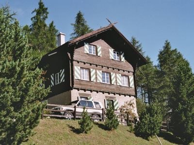 Photo for A unique Chalet in the heart of a famous region. Slopes within walking distance