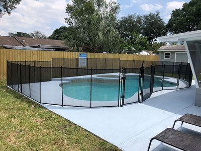 "Photo for KMG: ""AQUA VILLA"" 3BD 2BA W/ HEATED POOL BY TPA AIRPORT"