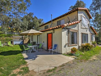 Photo for NEW! Valley Center Apt in Wine Country w/Mtn Views