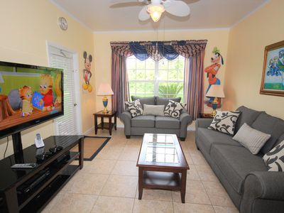 Photo for Feel The Magic!!  4 miles to Disney  from This Ground Floor Condo!