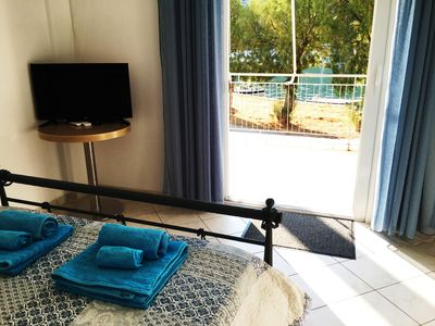 Photo for Sea Front Spacious Apartment 51 sqm