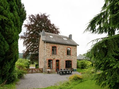 Photo for A beautifully renovated mansion in the Ardennes.