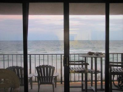 Photo for Direct Beach Front - 1 BR - 1.5 Baths - Beautiful Unit & Views