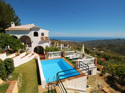 Photo for 1065 Villa el Ventorrillo - Villa for 6 people in Frigiliana