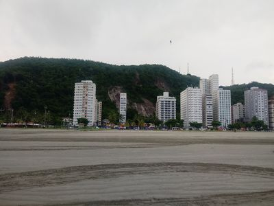 Photo for Rent suitable for season in Itarare beach in São Vicente SP