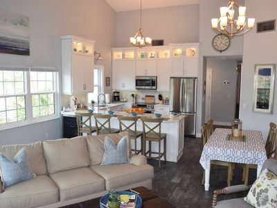Photo for GORGEOUS BEACH HOME! NEWLY DECORATED! Beach and Intracoastal Access.