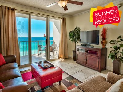 Photo for ~SUMMER AVAIL~ BEACH View Condo @Seascape Resort! Pool/Hotub +FREE VIP Perks!