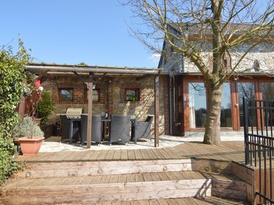 Photo for Immaculate holiday home, a base camp for countless trips and 15 km from Aachen