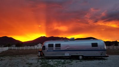 Photo for Airstream Living in the Country