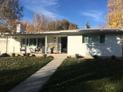 Photo for Comfortable home in great location to downtown and ski resorts