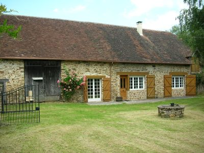 Photo for Independent, peaceful & luxurious cottage in unspoilt heart of France