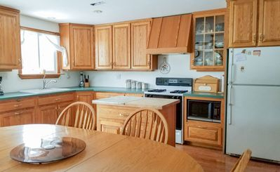 Photo for Sunshine Cottage - Close to beach and Main St Bayfield