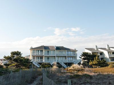 Photo for Nice oceanfront efficiency on the south end of Wrightsville