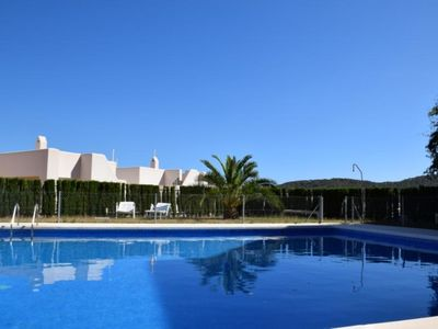 Photo for 3 bedroom Villa, sleeps 4 with Pool, Air Con, FREE WiFi and Walk to Shops