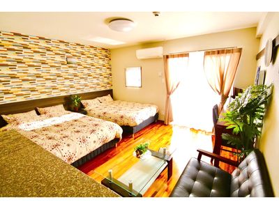 Photo for Chura Ghana House Kamogawa-2 Double Beds-