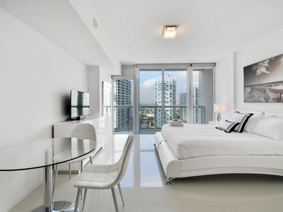 Photo for Stunning Studio in Brickell by Sonder