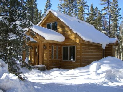 Breckenridge Peak 7 Luxury Chalet