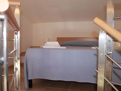 Photo for Nice apartment for 7 people with pool, A/C, WIFI, TV, patio and parking