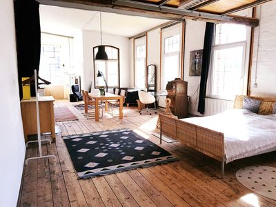 Photo for Bright loft in former loom manufactory