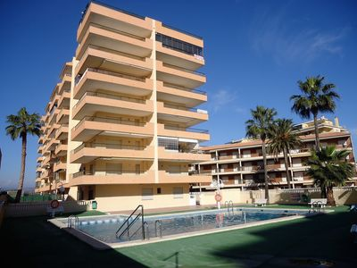 Photo for 2BR Apartment Vacation Rental in Peñiscola, Castellón