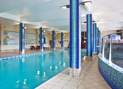 Swimming pool in Hotel