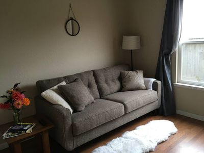 Photo for Comfortable, Private 2-Room Suite