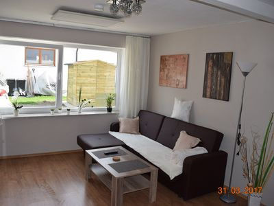 Photo for Cozy apartment in quiet but central location