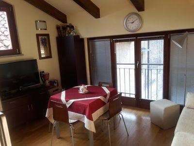 Photo for Apartment in the historic center of Saluzzo - Very Very Nice
