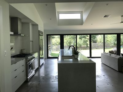 Photo for Family Friendly, Light Filled, Modern Home Near Downtown