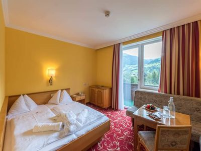 Photo for Standard double room with Grand lit (1,60m) - Germania, AKZENT Hotel