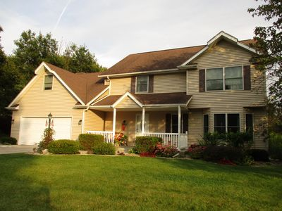 Photo for Close to Notre Dame, spacious home & a perfect retreat! Easy access to Toll Rd.