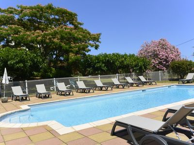 Photo for CARDELLINI 23 - 3*** -  POOL IN RESIDENCE - SEA VIEW