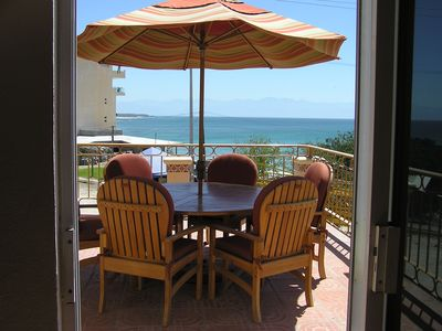 Photo for WOW!!! Gorgeous Views, Steps to Beach, tranquil private home in Premier Location