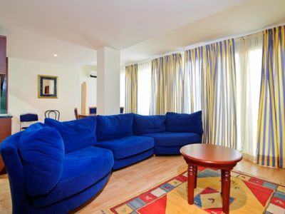 Photo for Club Villamar - Charming apartment located in the center of the town and 200m from the sandy beac...