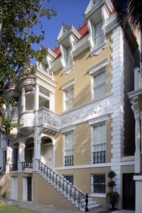 Luxury Living Savannah's Wedding Cake Mansion at 14 E. Taylor St