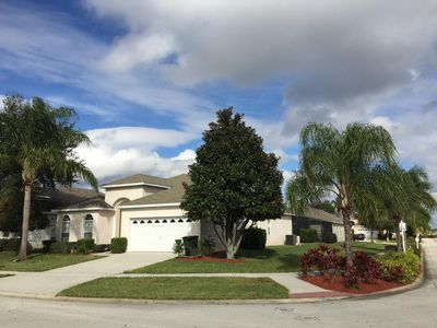 Photo for WINDSOR PALMS - IMMACULATE 4/3 POOL HOME NEAR CLUBHOUSE