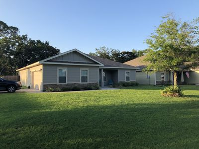 """Photo for Newly Built Modern Home for Family/Couples quiet Getaway in """"FL Best Kept Secret"""