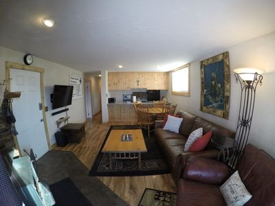 Photo for Updated MeadowRidge Condo w/Mountain Views on Free Shuttle 2Br/2Ba Sleeps 6