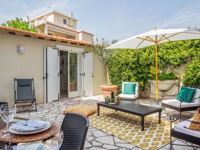 Photo for Charming Villa in the heart of Antibes close to beaches