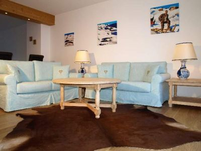 "Photo for Apartment Adler 70m² / 1 Schlafr / 1 Wohnschl / DU / WC sep. - Alpine Chalet ""Der Tyroler Adler"""