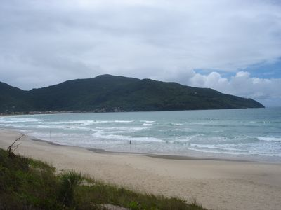 Photo for New apartment located in the Preserved Beach Florianópolis