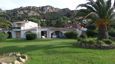 Photo for VILLA SEASIDE FEET IN THE WATER 1 bedroom 43 m2 - WIFI