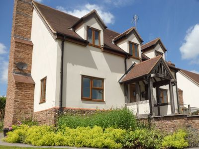 Photo for 4 bedroom accommodation in Longhope, near Ross-on-Wye
