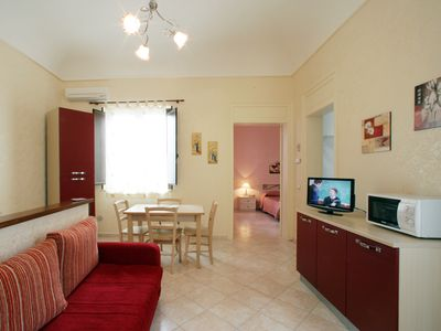 Photo for In the center, 2 steps beaches and port with terrace and wifi, June low cost