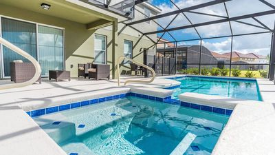 Photo for 5br Pool Home with Games Room Great Rates. 5201