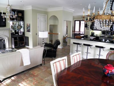 Living Rm/Dining Rm/Kitchen 2nd Floor