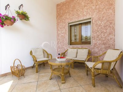 Photo for Confortable holiday home at 100m from the sandy beach of San Foca in Salento
